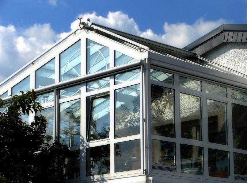 aluminium gable conservatory