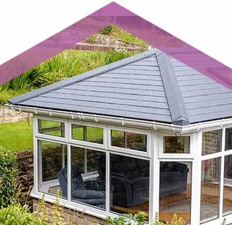 Tiled Conservatory Roof. Quality Double Glazing Chislehurst  sc 1 st  Affix Windows & Double Glazing Chislehurst | Double Glazed Windows \u0026 Doors Prices Kent