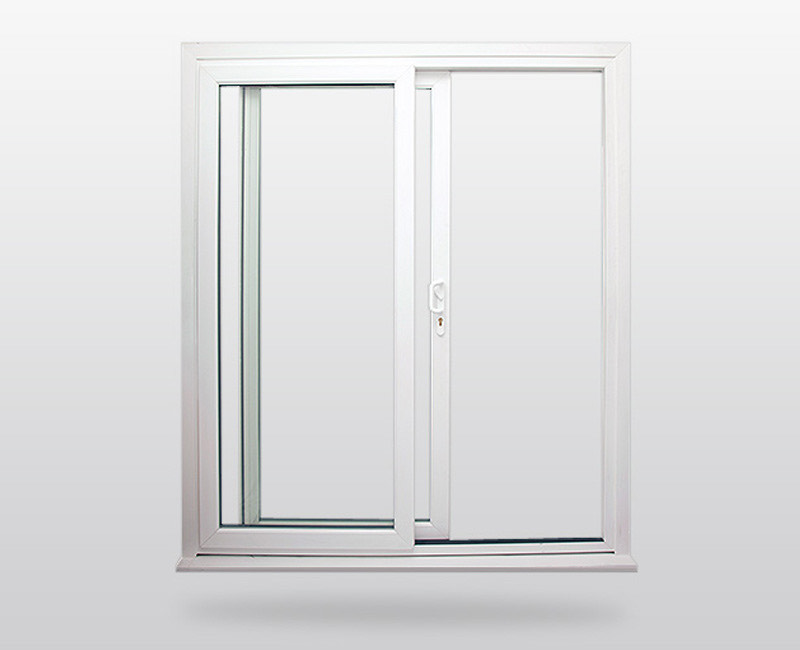 White uPVC Sliding Doors Dartford