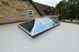 Aluminium Roof Lantern Dartford
