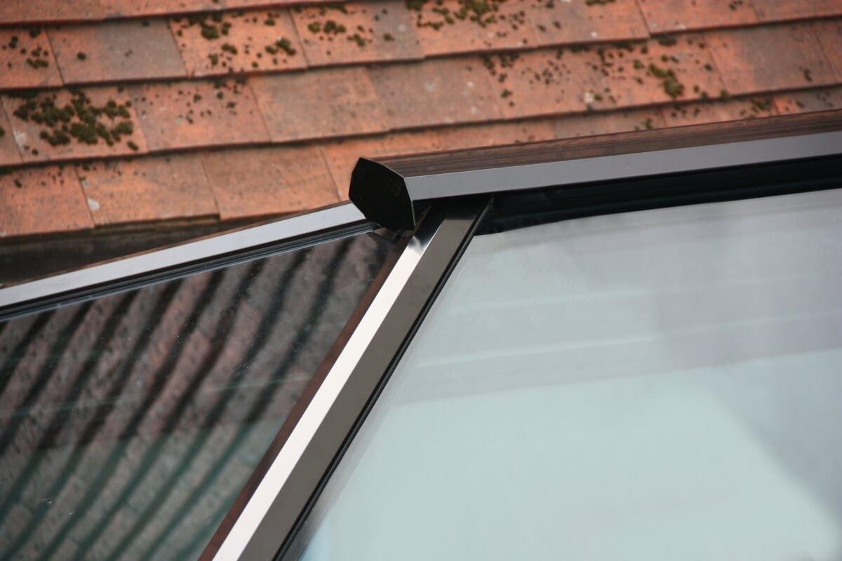 Flat Roof Top Lantern Hipped Dartford