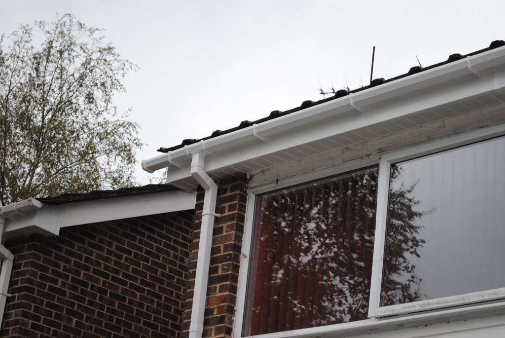 Fascias, Soffits and Guttering Dartford Kent