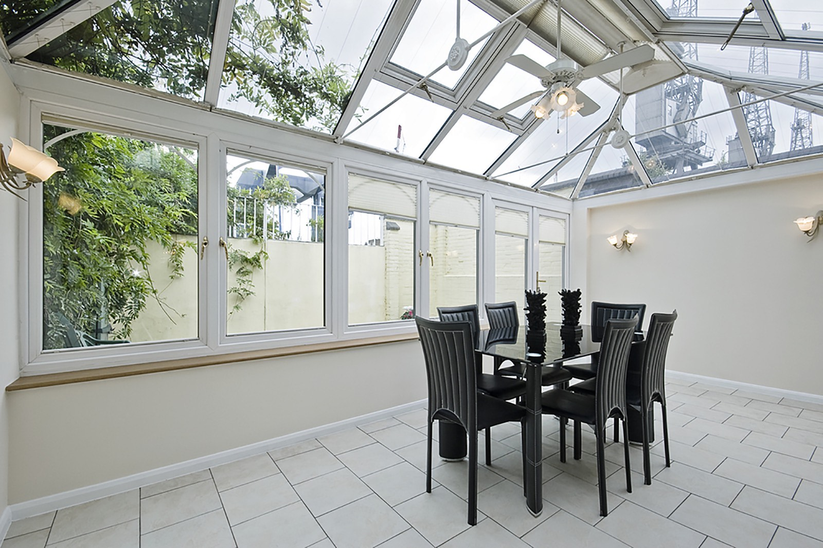 Edwardian Conservatory Extension Sidcup, Kent