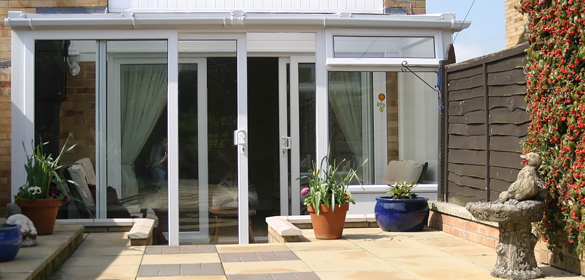 uPVC Conservatory Styles Lean-to, Dartford