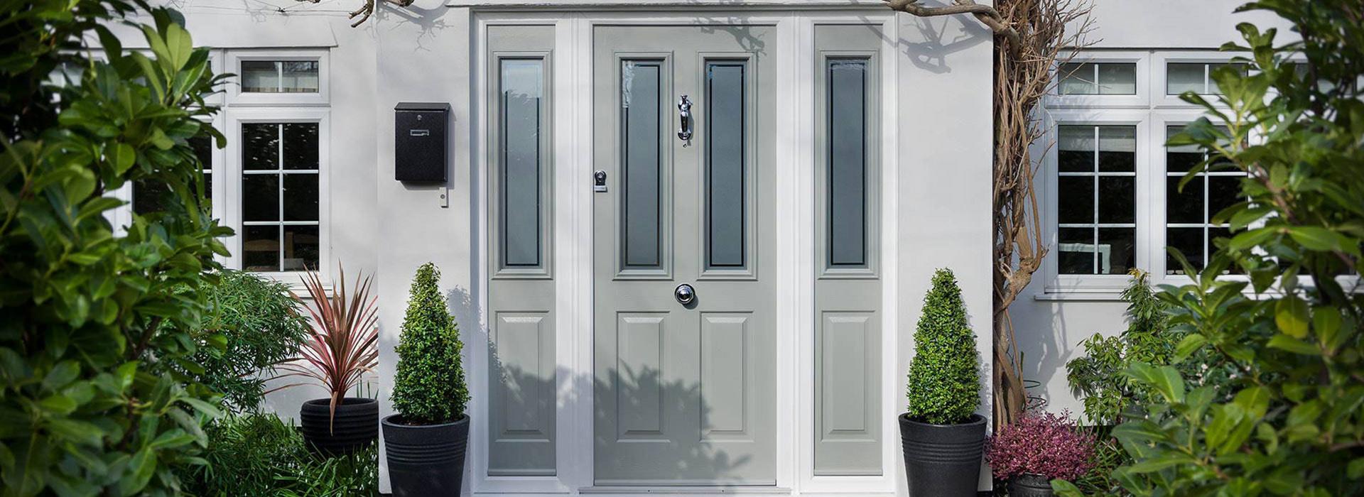 Composite Doors Sidcup External Composite Front Door