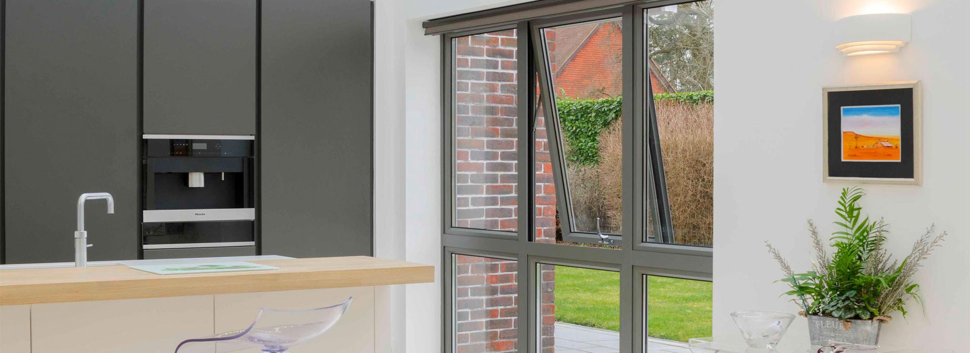 Aluminium Windows, Dartford Kent