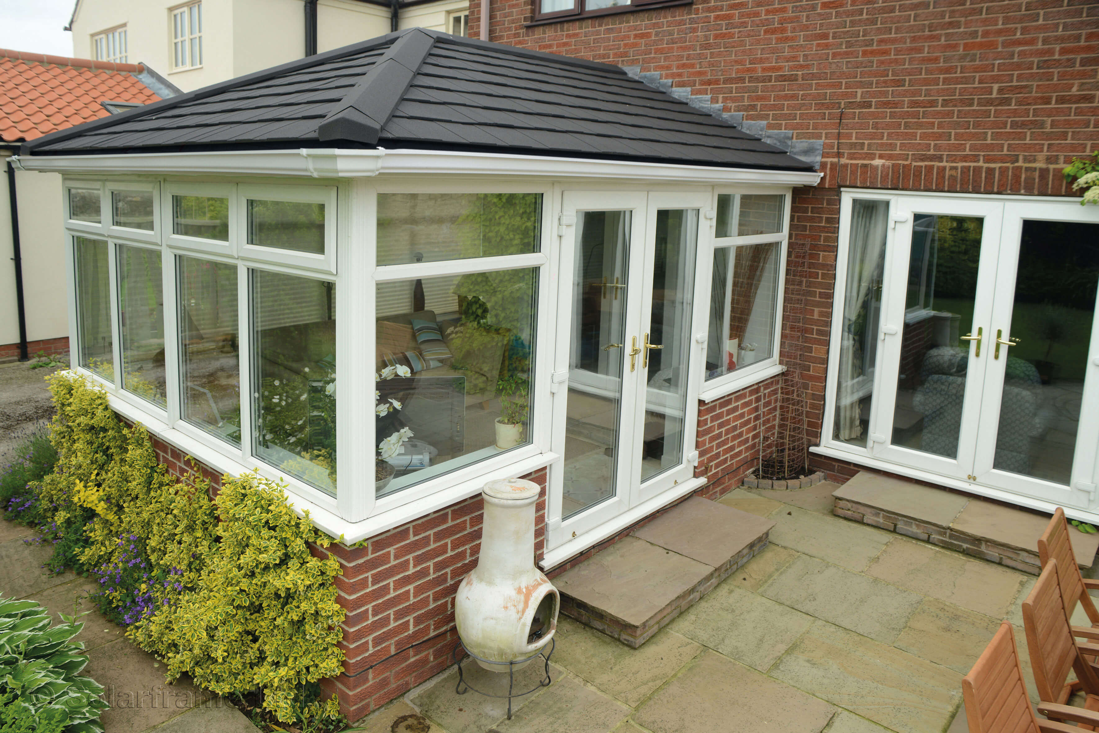 Tiled Conservatory Roofs in Kent