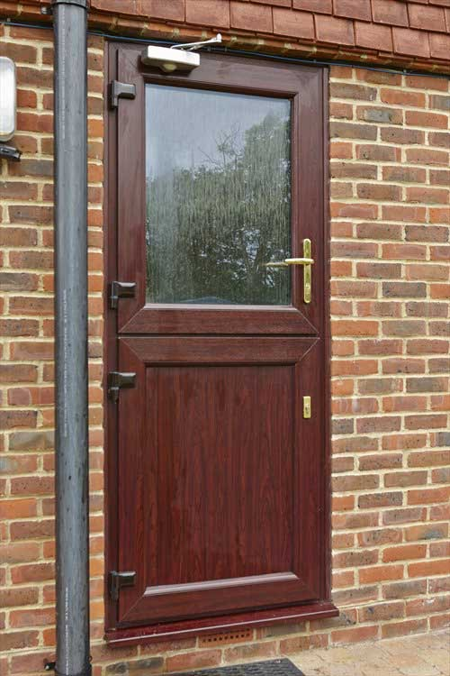 Brown Stable Doors, Sidcup Kent