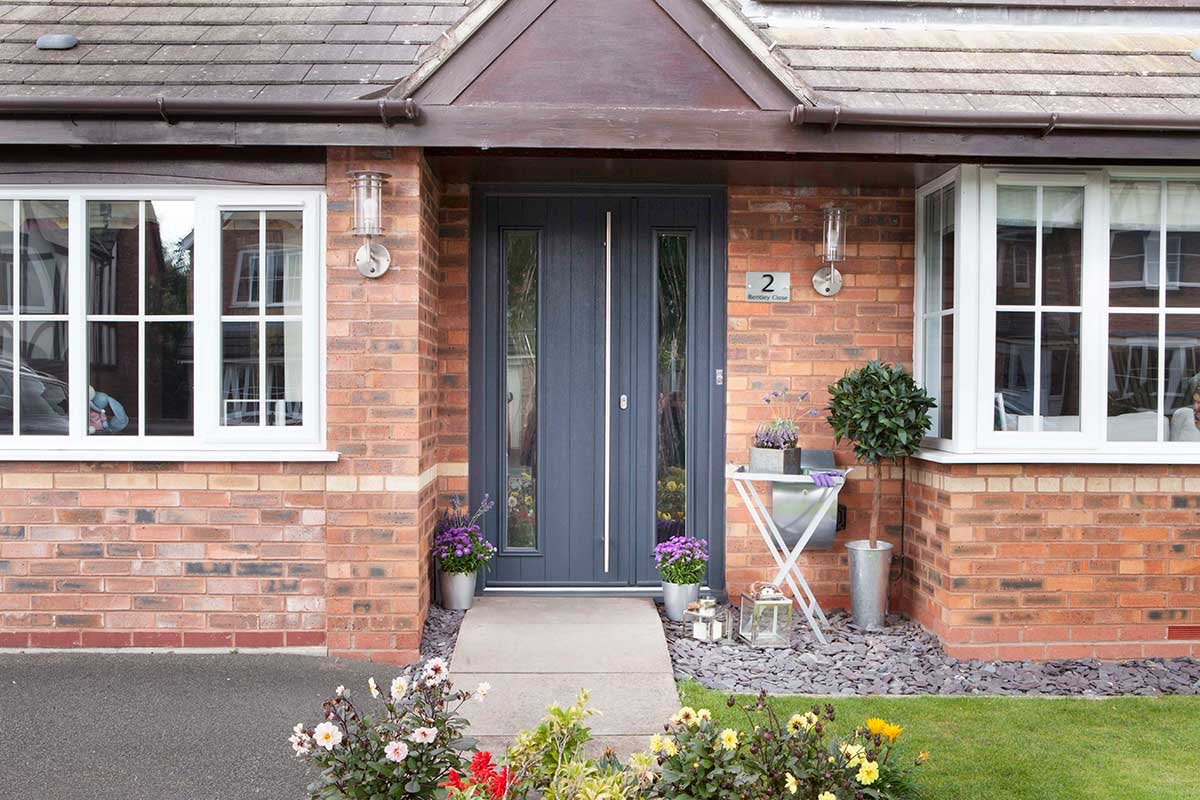 Composite Front Doors Supply and Fit