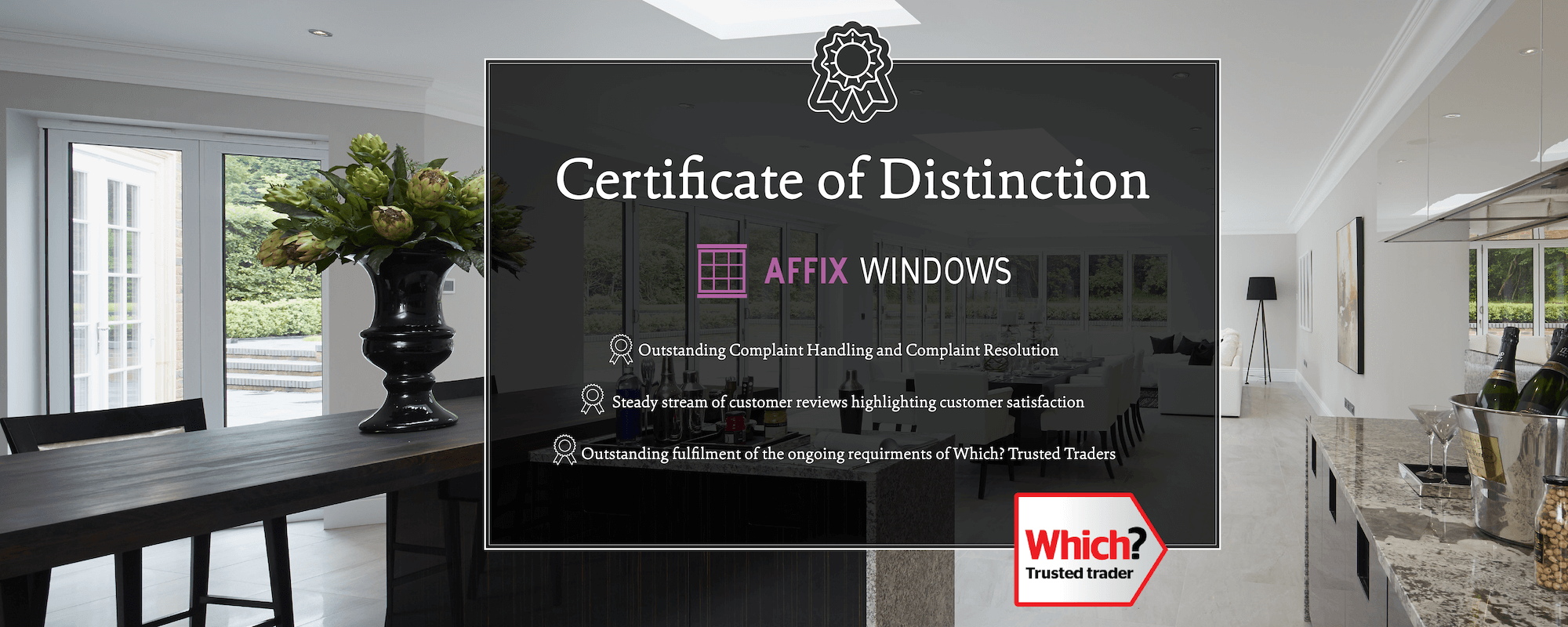 Affix Windows