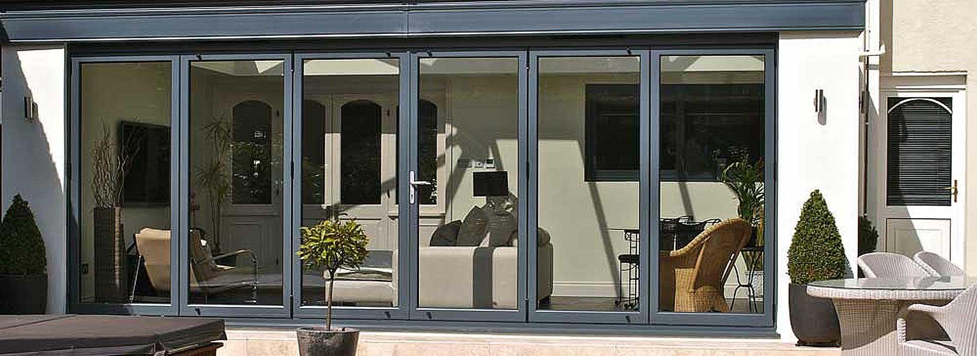 Aluminium Sliding Doors Sidcup