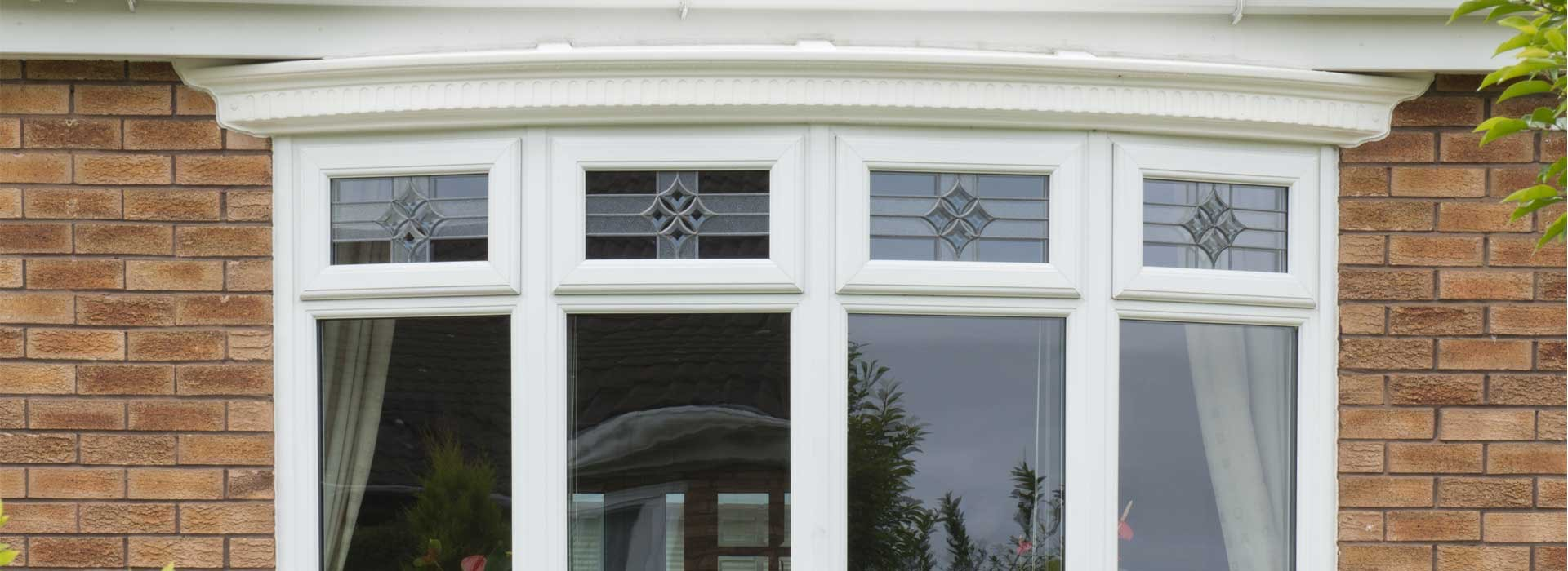 uPVC Bow & Bay window Affix Windows