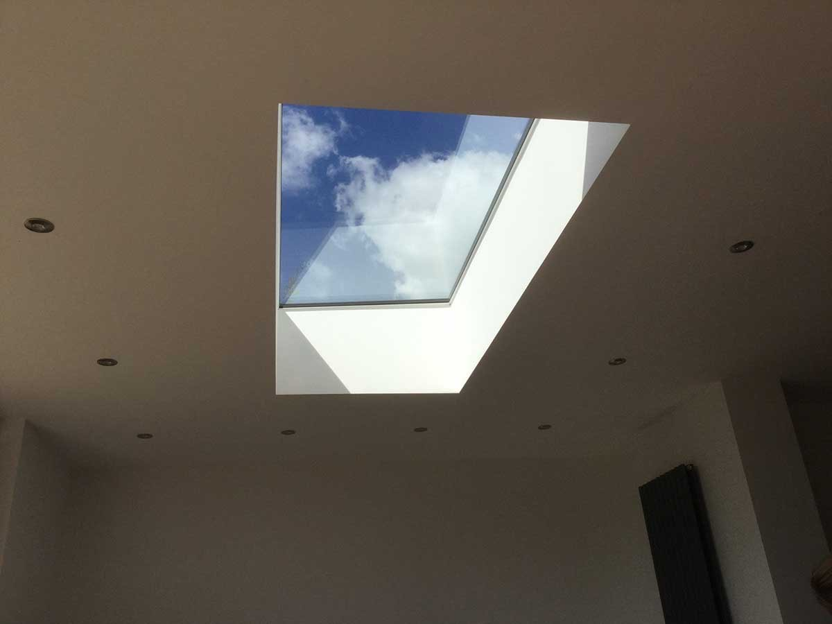 Flat Roof Lantern Dartford