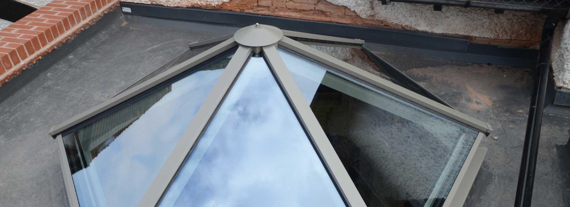 Sidcup Aluminium Skylights Kent