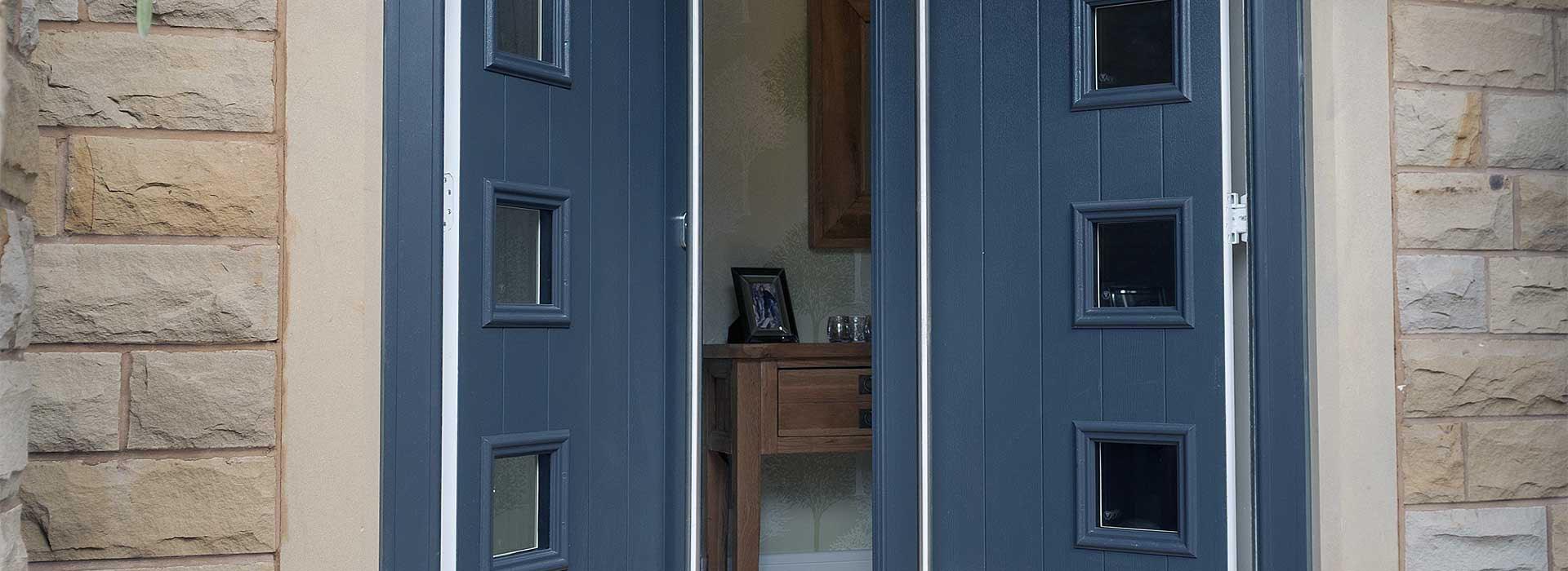 composite doors installed in kent
