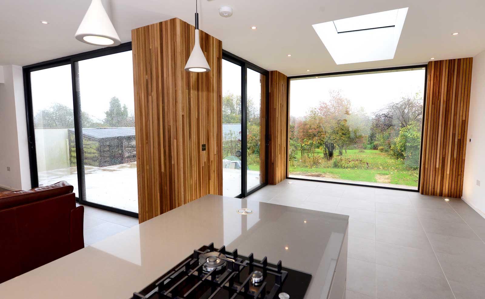 Aluminium Roof Lanterns Sidcup | Flat Roof Lantern ...
