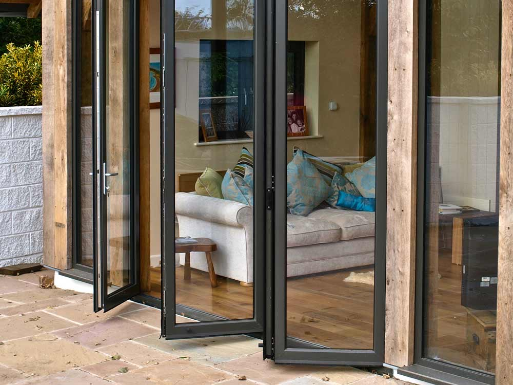Bi-Fold Doors, Bexleyheath | Aluminium Bi-Fold Door Prices ...