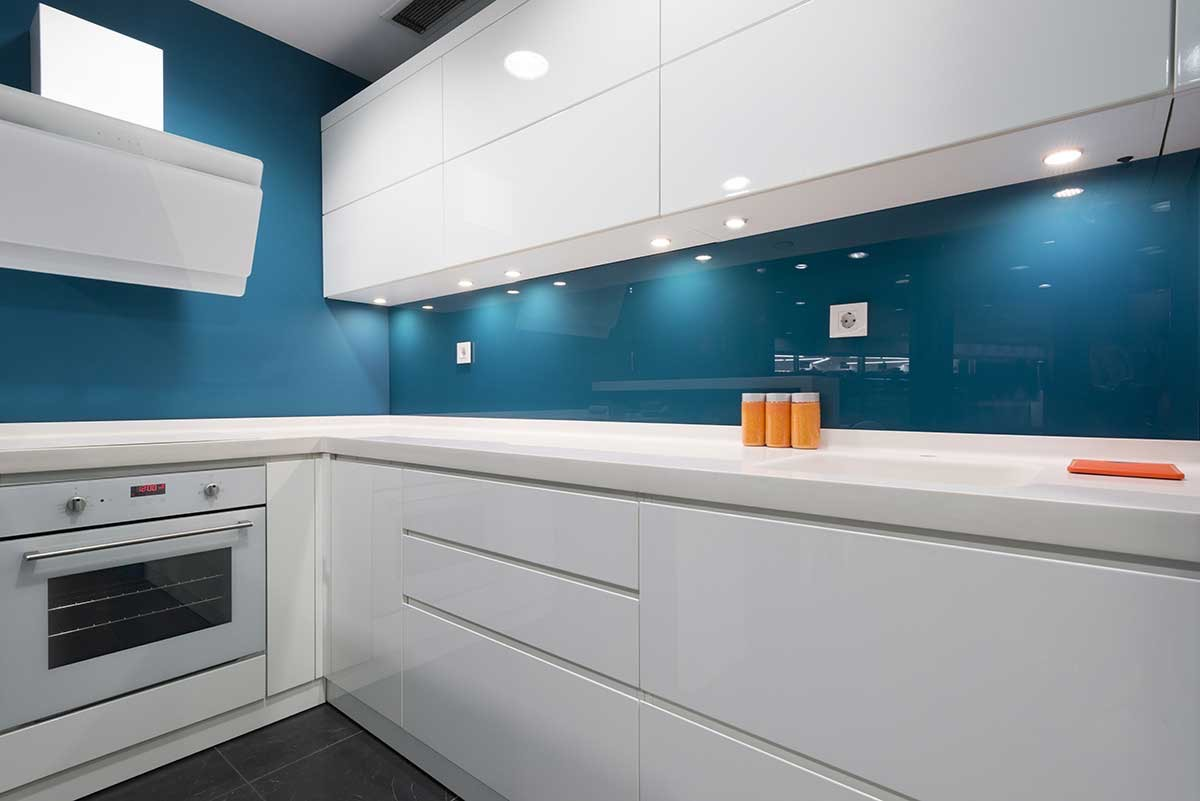 kitchen splashback prices sidcup