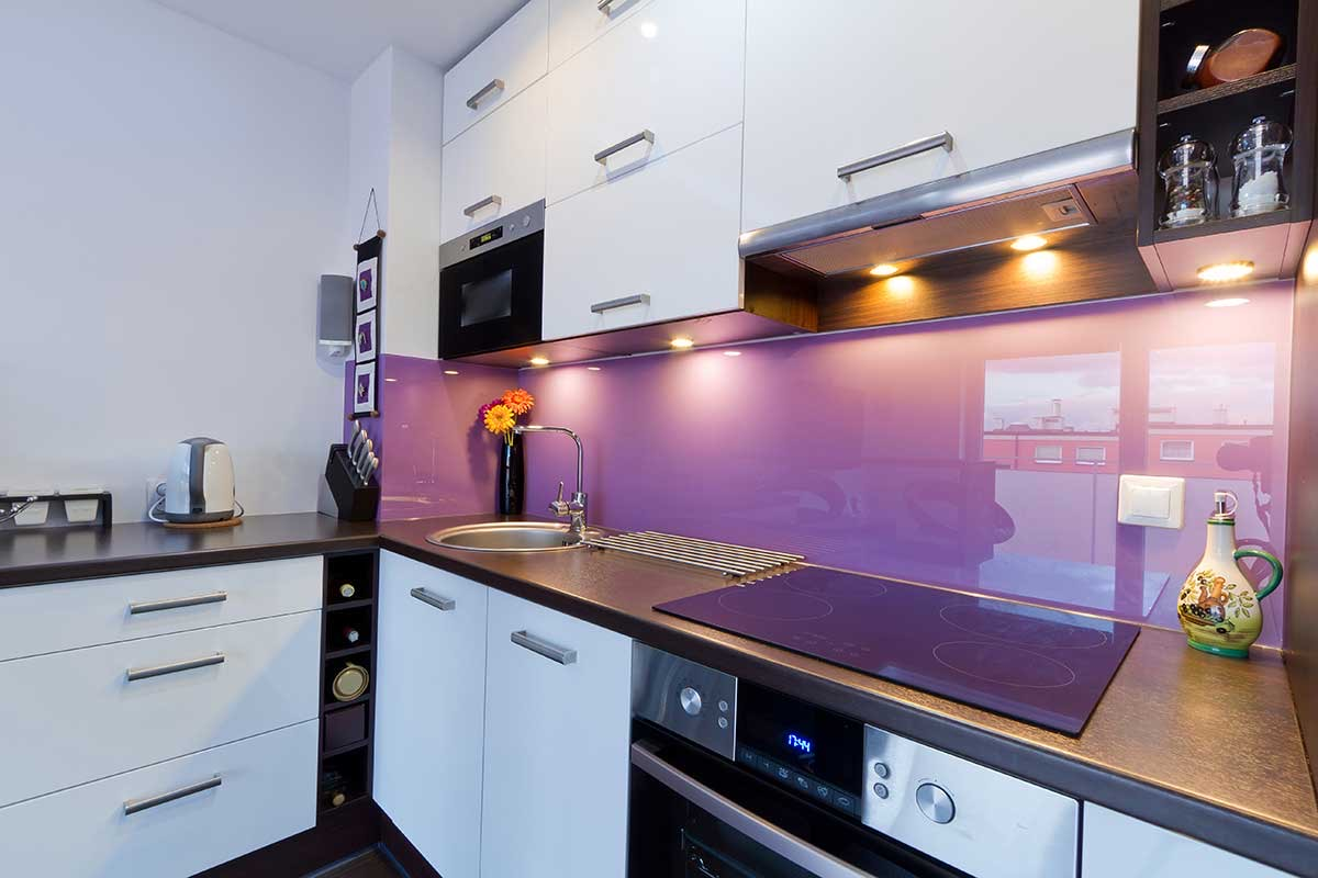 Glass Splashbacks in Dartford