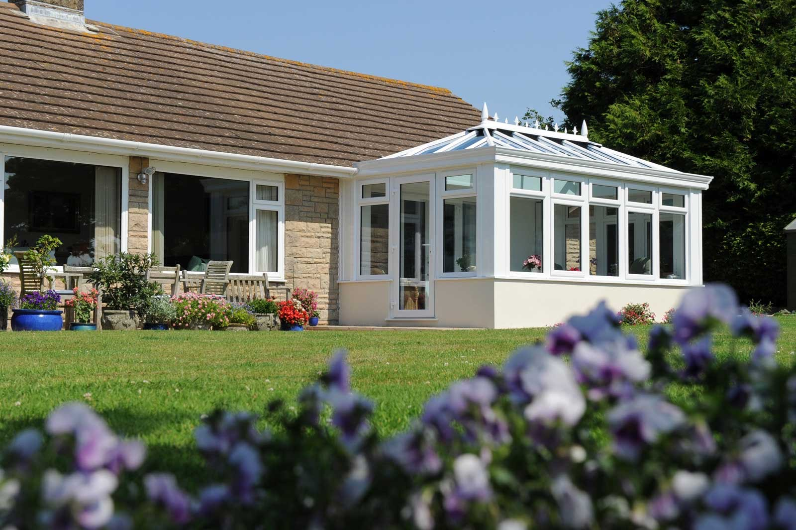 Conservatories in Chilsehurst