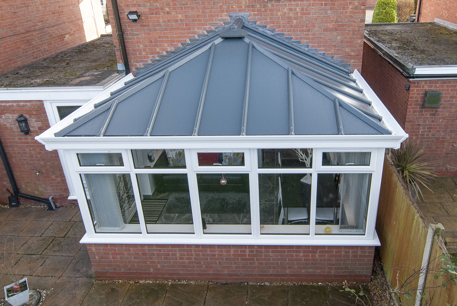 Solid Roofs prices in kent