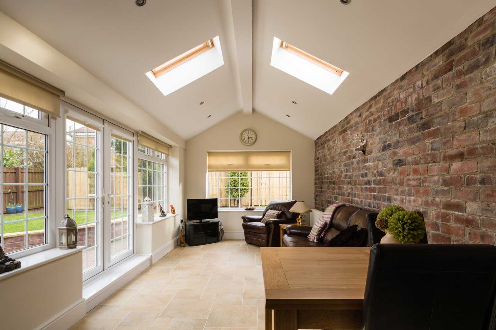 Solid Roof House Extensions Sidcup