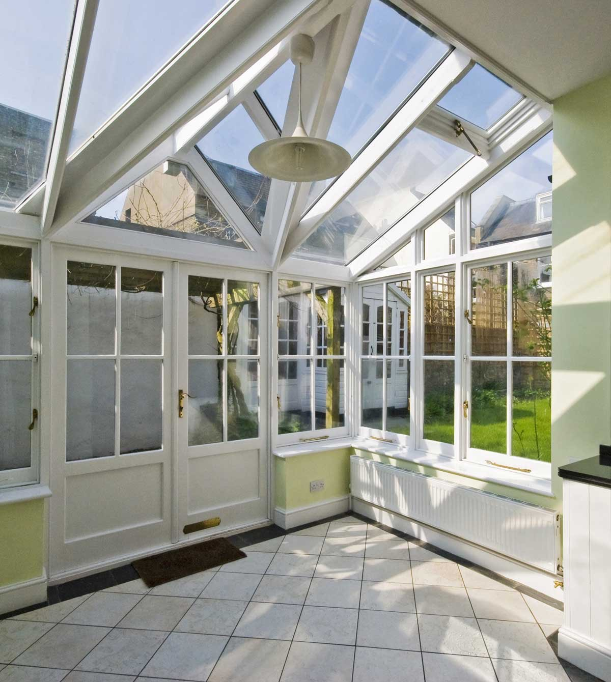 solid conservatory roofs kent