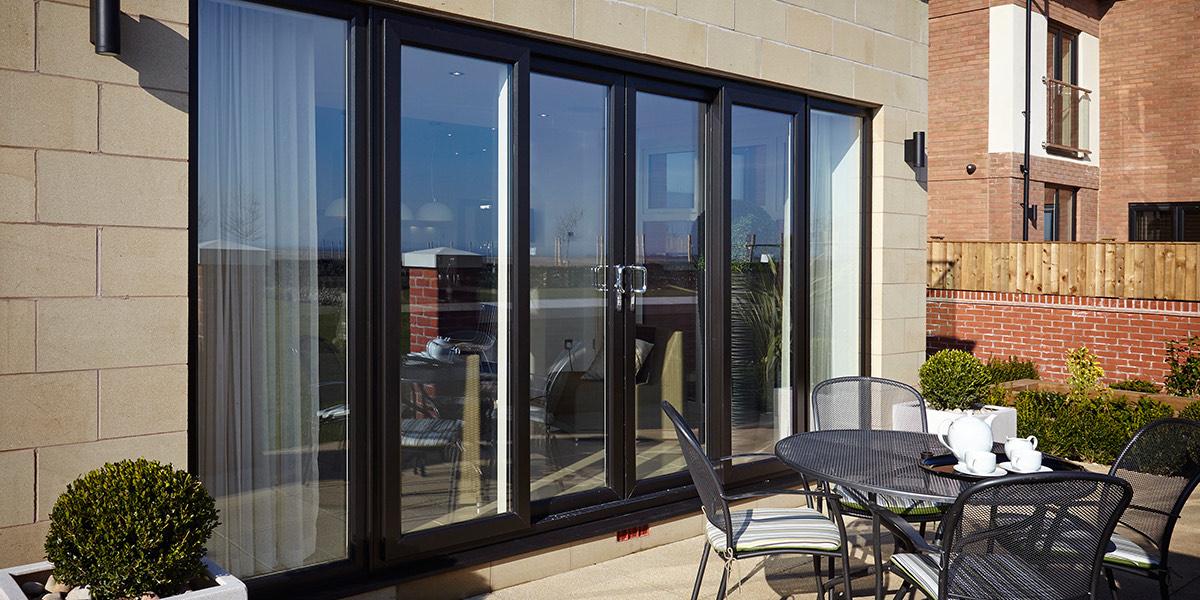patio doors installed in kent