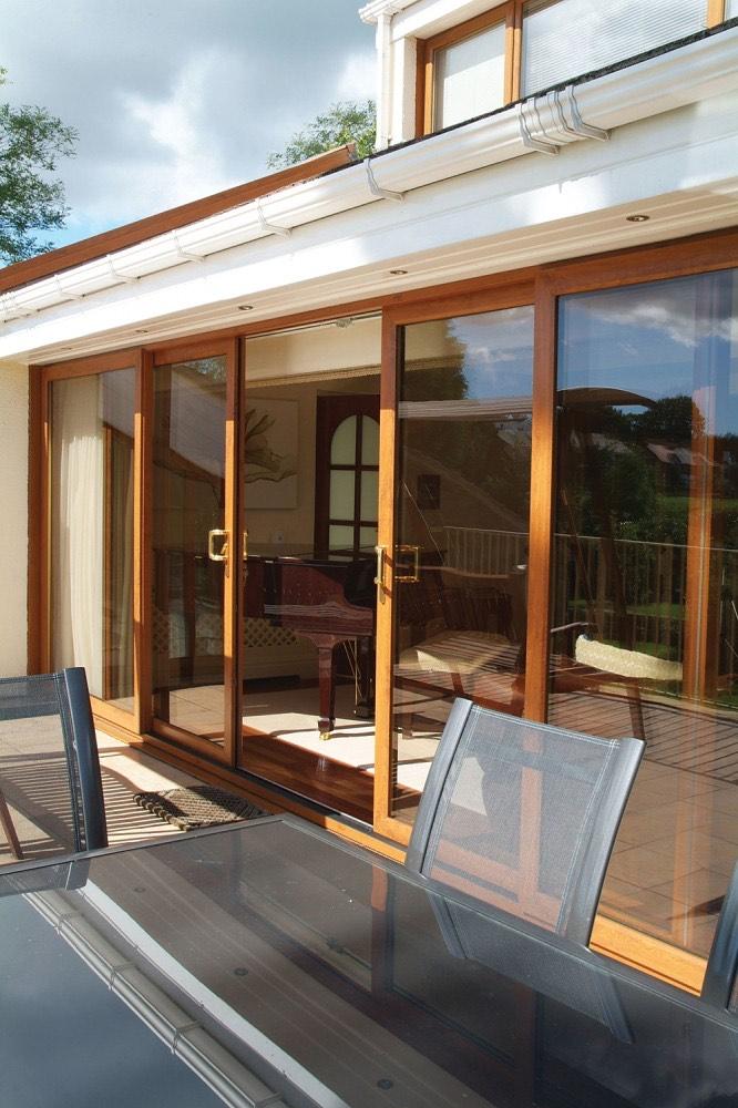 upvc patio doors installed in kent