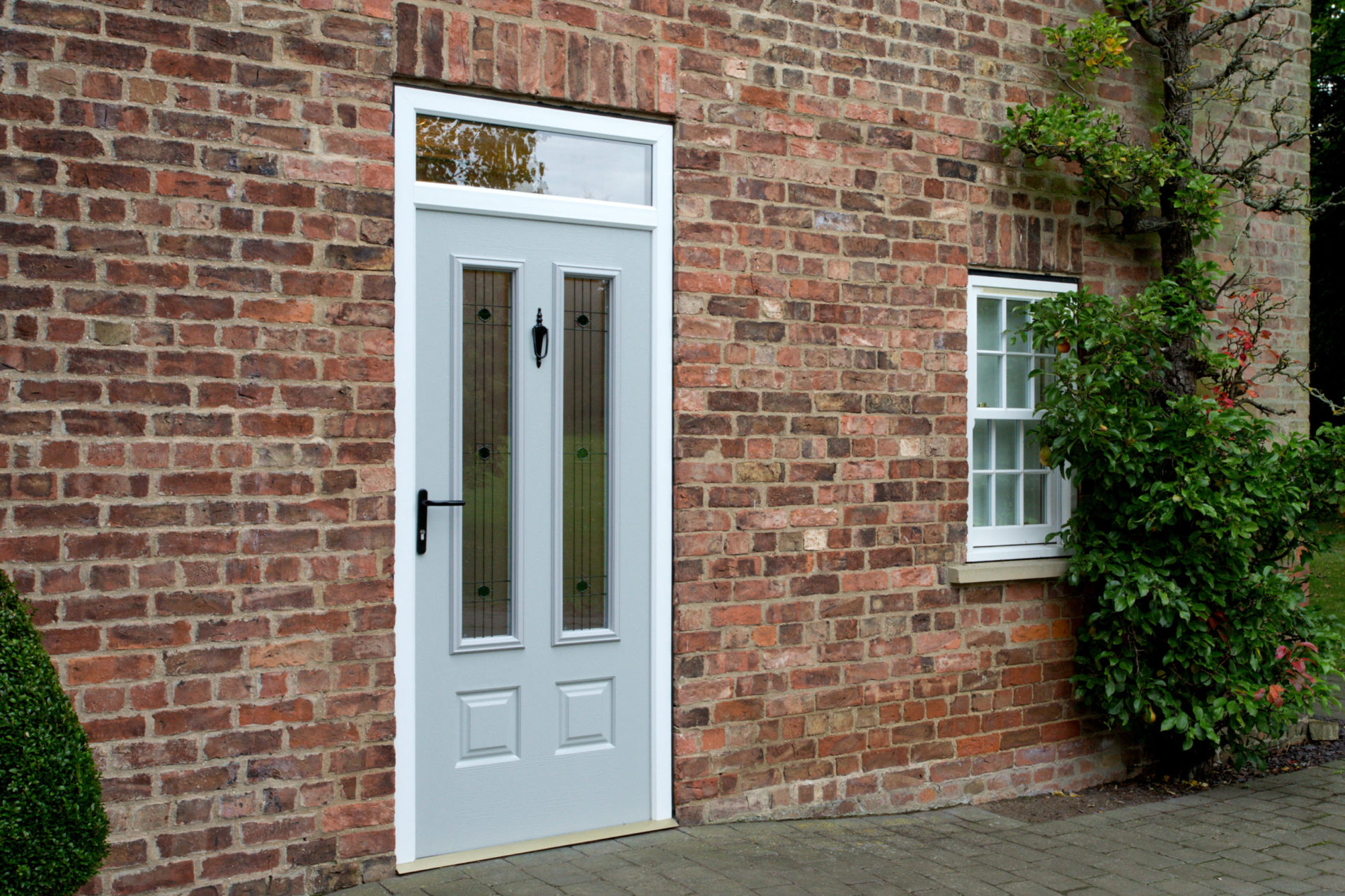 grey composite doors kent