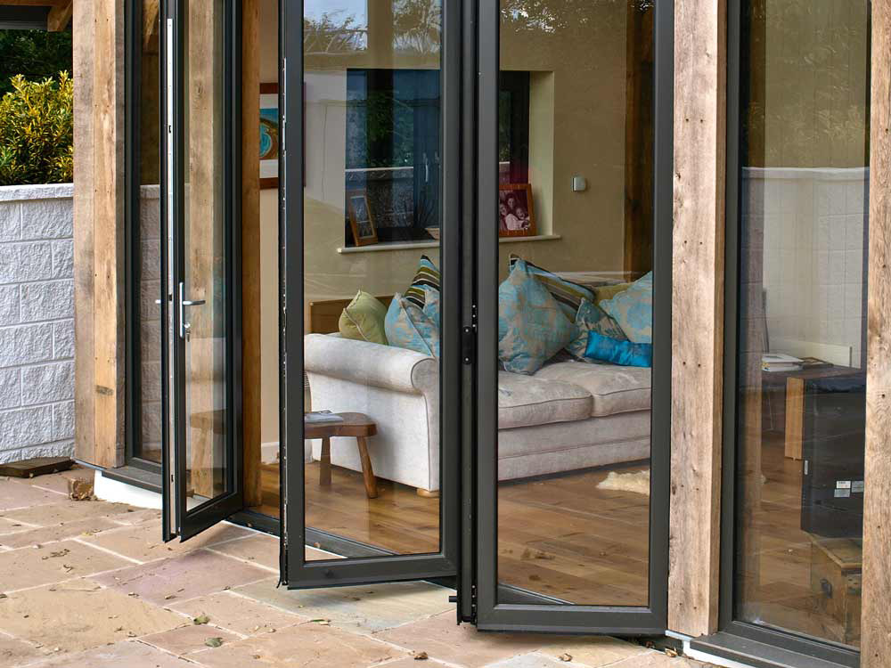 sidcup aluminium door styles
